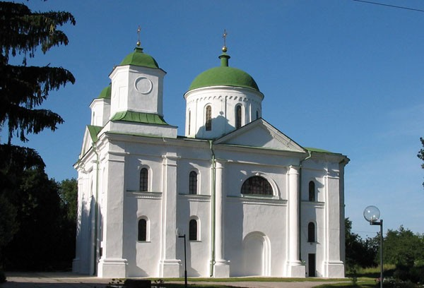 Image - Kaniv Saint Georges (Dormition) Cathedral (1144).